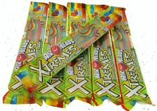Airheads Xtremes® Sour Belts Rainbow Berry Air Head Chewy Candy a Lot of 6