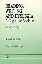 Andrew W. Ellis - Reading, Writing and Dyslexia: A Cognitive Analysis (PB) VGC