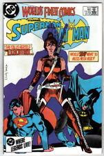 WORLD'S FINEST COMICS 314 Batman Superman 1985