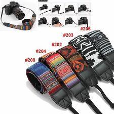 SLR DSLR Camera Shoulder Neck Strap Belt for Canon Nikon Pentax Sony