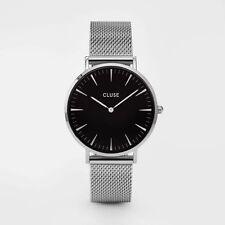 Orologio CLUSE CL18106 La Bohème Uomo watch nuovo 38mm mesh maglia milano