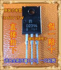 5Pcs D2394 2SD2394 TO-220F
