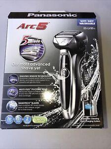 Panasonic Arc5 Men's Wet Dry Electric Razor ES-LV95