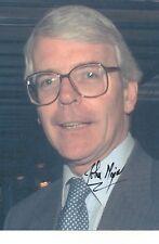 SIR JOHN MALOR Signed 7X5 Photo CONSERVATIVE Tory Ex PRIME MINISTER COA
