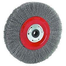 "8"" Steel Metal Wire Brush Wheel for Bench Grinder"