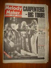 MELODY MAKER 1975 APR 26 SLADE CARPENTERS PINK FLOYD