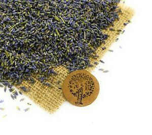 Dried Lavender Loose French Blue Fresh Natural Ideal Gift Smell Moths Repellent