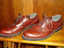 Nunn Bush Brown Leather Shoes Size 13 M  Laced Mens