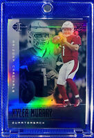 KYLER MURRAY 2019 PANINI ILLUSIONS #1 SILVER HOLO NON AUTO RC ROOKIE REFRACTOR