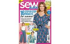 Sew Now Magazine Issue 10 & Complete Incl Two Patterns Worth