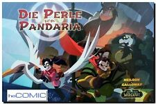 World of Warcraft Die Perle von Pandaria Micky Neilson Sean Galloway DC COMIC