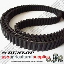 "John Deere 325 DENTI TIMING BELT x2 42 ""LT155 LT166 LTR166 ltr170 / 180 M150718"