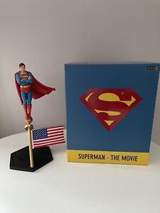 Iron Studios Superman Christopher Reeve 1978 1/10 Deluxe Art Statue