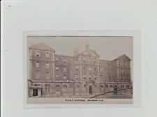 LONDON. R.A.M.C. BARRACKS, MILLBANK. S.W.