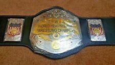 AWA World Heavyweight Wrestling Championship Belt.Adult Size.