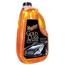 Meguiars Gold Class Car Wash 1.89Litres + FREE PAIR OF RUBBER GLOVES!