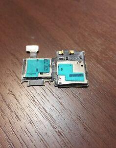 Flex Lector Sim Y Micro Sd Para Samsung S4 I9505 - 100% ORIGINAL