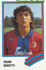 045 IVANO BONETTI ITALIA BOLOGNA.FC STICKER CALCIO 89 EUROFLASH