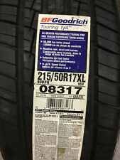 1 New 215 50 17 BFGoodrich Touring T/A Tire
