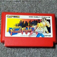 Mighty Final Fight Nintendo NES Famicom Japan
