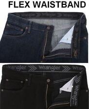 New Wrangler Performance Series Regular Fit Comfort Flex Waistband Jean Mens