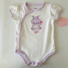 Baby Girl 9 Months Sunsuit Creeper Bodysuit Clothes Cotton