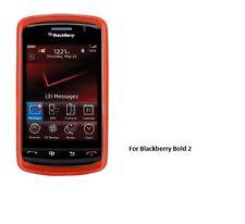 Proporta-Blackberry Bold 2 Mizu Soft Shell-Rojo