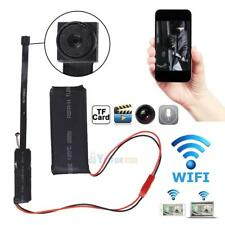 Spy Nanny CAM WIFI Inalámbrico IP Oculto DIY Digital Video Camera Mini Micro DVR