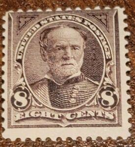 Scott#: 272 - William Sherman Mint LH OG - Lot 2