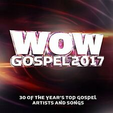 WOW GOSPEL 2017 / VARIOUS-WOW GOSPEL 2017 / VARIOUS  CD NEW