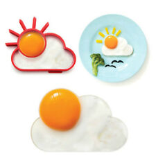 Food Grade Silicone Fried Egg Mold Funny Breakfast Egg Cooking Tools Sun shape
