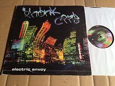 """ELECTRIC ENVOY - PHONK CITY - 3 x 12"""" VINYL - LP - PARASOUND PARALP02 - GERMANY"""