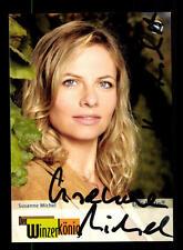 Susanne Michel Der Winzerkönig Autogrammkarte Original Signiert # BC 74542