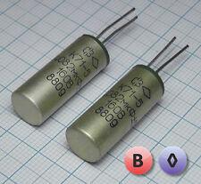 100PCS 100 V 0.082uF 82nF 82000pF 2A823J ± 5/% Mylar Film Condensateurs Radial