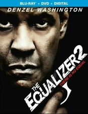 The Equalizer 2 [Blu-ray, DVD and DIGITAL]