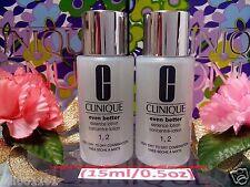 "2PCS Clinique Even Better Essence Lotion Skin Type 1/2 ◆15MLX2◆ "" PostFree """