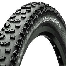 Continental Mountain King Mountain Bike Tyre 26  x 2.4 Pure Grip - Folding