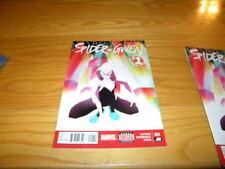Spider-Gwen Marvel Comic Book 2015 #1