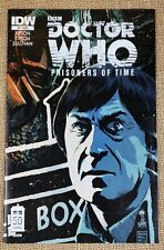 IDW BBC Doctor Who #2