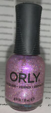 Orly Holo Nail Lacquer Polish 20868 *FEEL THE FUNK* Violet Pink Holographic Shmr
