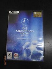 UEFA CHAMPIONS LEAGUE 2006 2007 - PC DVD ROM - CON MANUALE - IN ITALIANO