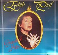 Edith Piaf Greatest hits (16 tracks) [CD]