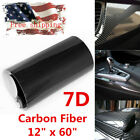 Parts Glossy Carbon Fiber Vinyl Film Car Interior Wrap Stickers Auto Accessories