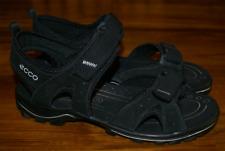 ECCO Sandale Sandalette Echtleder schwarz Gr. 37 UK 4 NEU