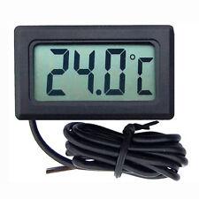 Mini Digital LCD Thermometer Temperature Sensor Fridge Freezer Thermometer