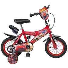 12 Zoll Kinderfahrrad Kinder Fahrrad Disney Cars Flash mcqueen 3 4 5 Jahre neu