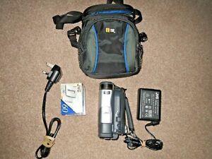 JVC GR-D34E Mini DV Tape Digital Video Camera Handycam