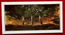 STINGRAY - Card #22 - UNDERWATER INTERCEPTORS - CADET SWEETS (1964)