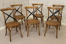 Art Moderne Antique Dining Chairs