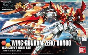 BANDAI HGBF 1/144 Wing Gundam Zero Flame Honoo Build Fighters model kit AU STOCK